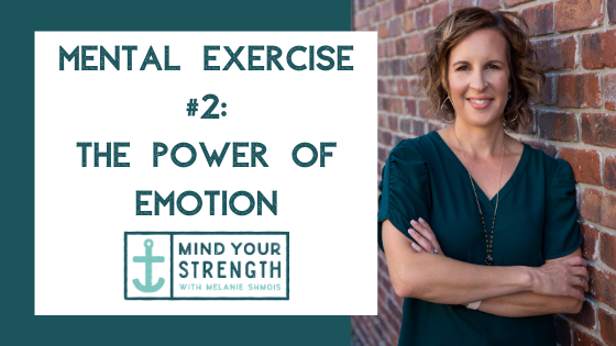 Learn how to harness the Power of Emotion with Melanie Shmois, MSSA, LISW-S!